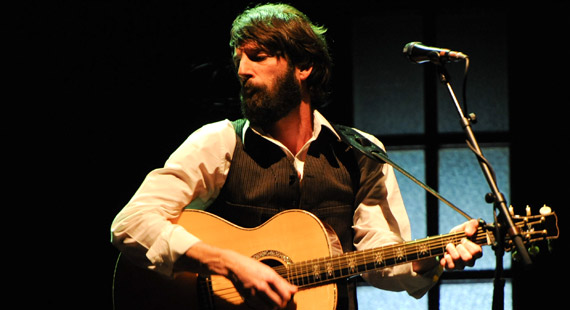 Ray Lamontagne at Cobb Energy Centre
