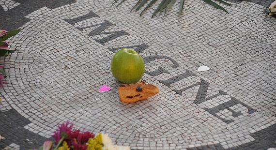 John Lennon Imagine Mosaic